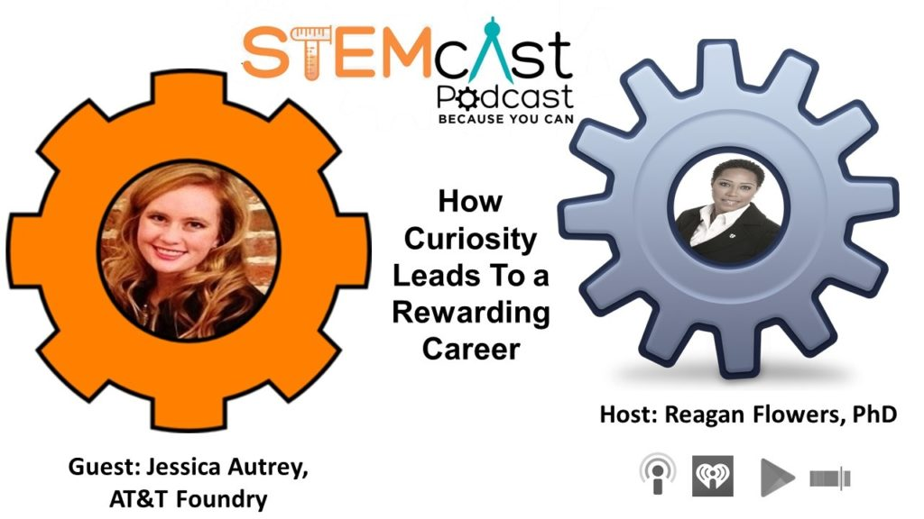 Jessica Autrey on the STEMCast Podcast