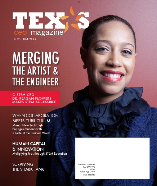 Texas CEO Cover