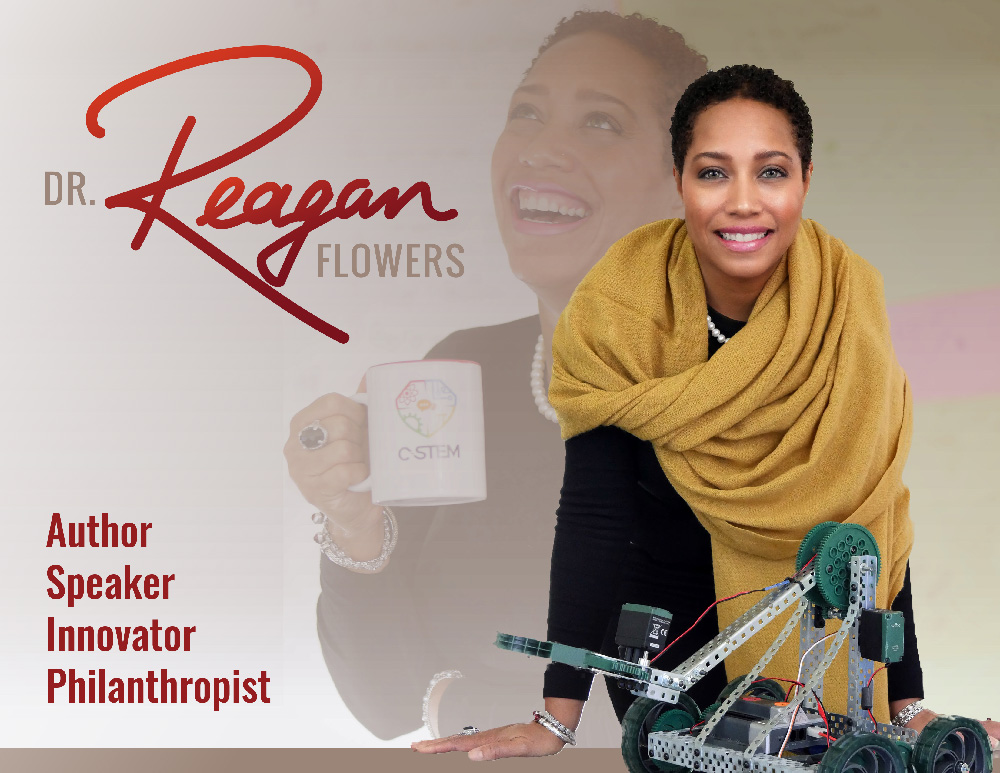 Dr. Flowers Speaker Media Kit